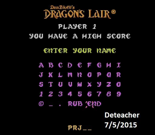 Deteacher: Dragon
