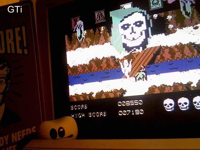 GTibel: Dragonskulle [Bonus 1000000 Completed] (Commodore 64) 8,550 points on 2016-11-24 04:53:51
