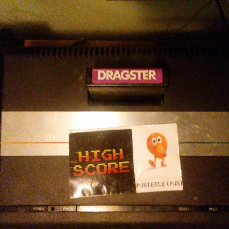 Pjsteele: Dragster (Atari 2600 Novice/B) 0:00:05.97 points on 2018-04-06 20:31:01