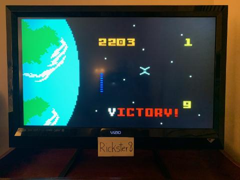 Rickster8: Dreadnaught Factor (Intellivision Emulated) 2,203 points on 2020-09-17 20:16:23