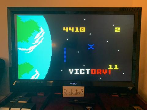 Rickster8: Dreadnaught Factor: Level 3 (Intellivision Emulated) 4,410 points on 2020-11-22 22:48:54