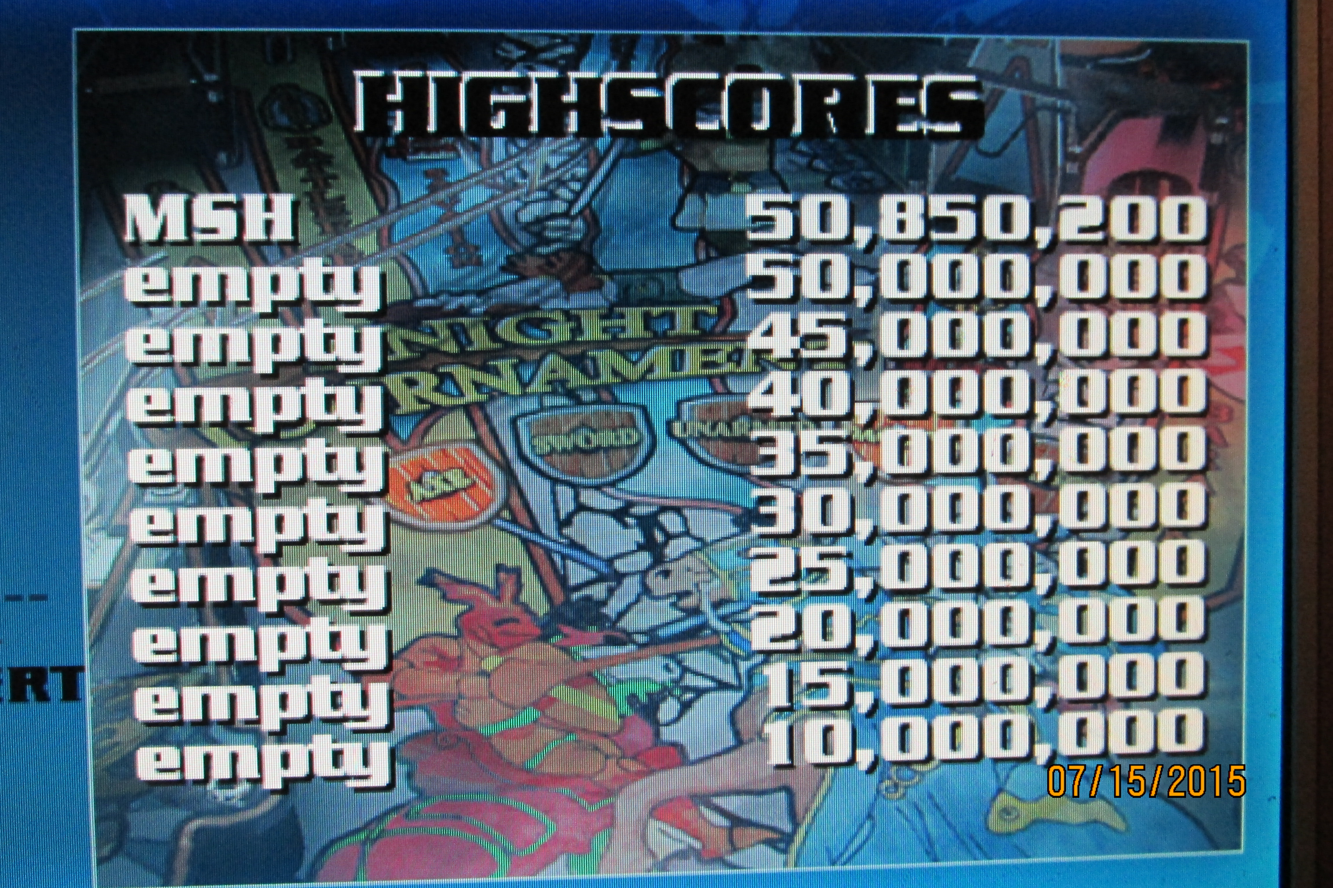 Mark: Dream Pinball 3D: Knight Tournament [Expert] (PC) 50,850,200 points on 2015-07-19 01:31:33