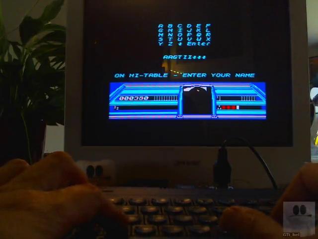 GTibel: Dream Warrior [100,000 Points Completion Bonus] (ZX Spectrum) 380 points on 2018-01-25 06:39:56