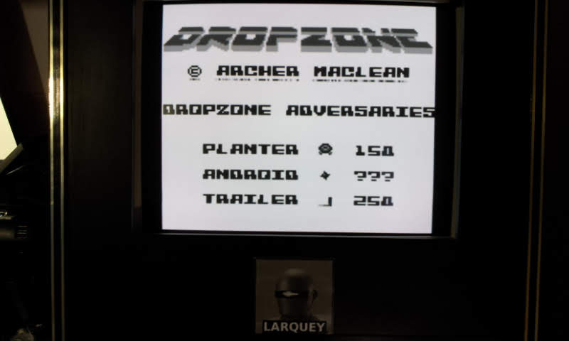 Dropzone 23,020 points