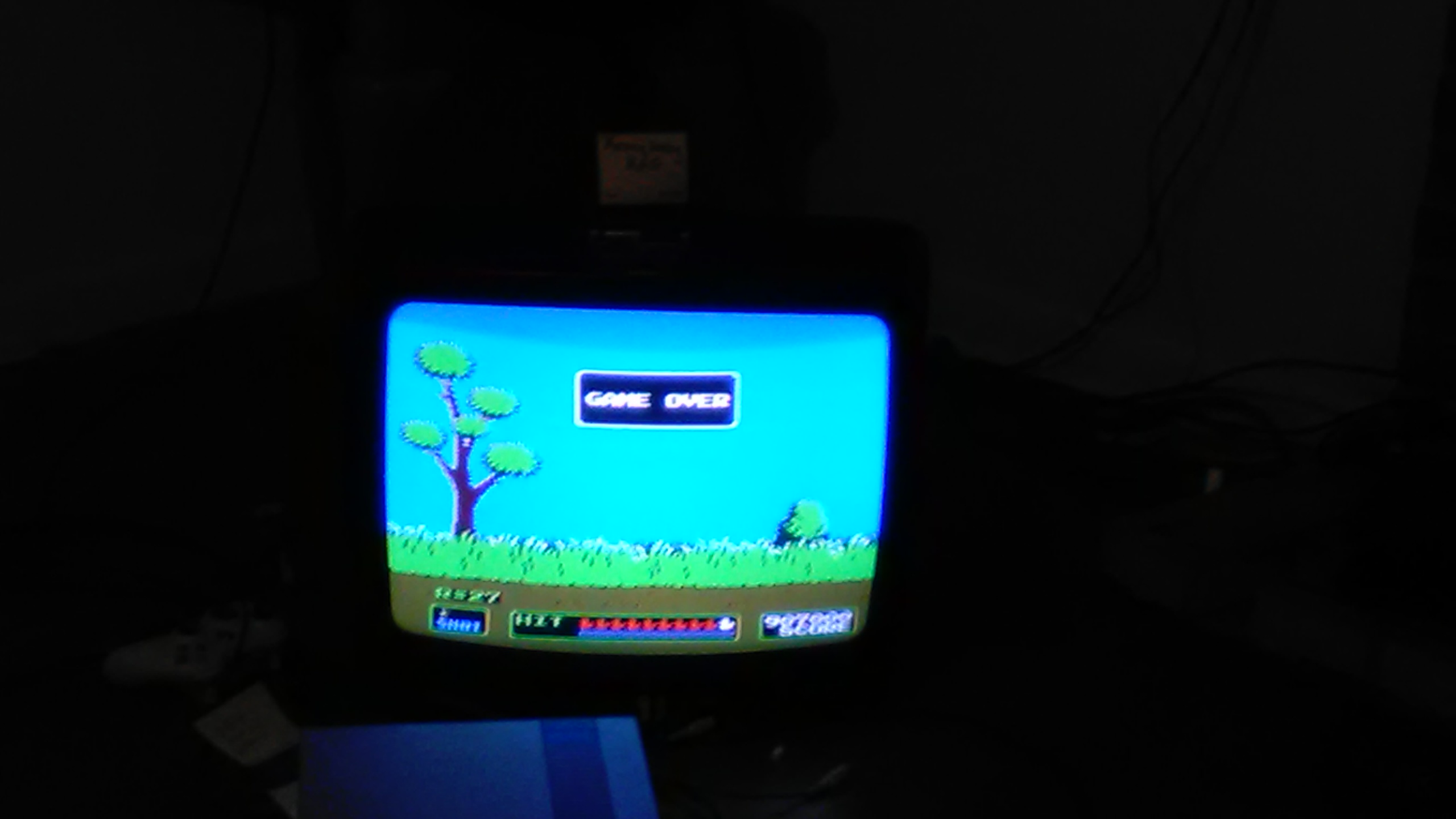 kennyfraley: Duck Hunt: One Duck [Any Distance] (NES/Famicom) 907,000 points on 2016-11-21 22:55:31