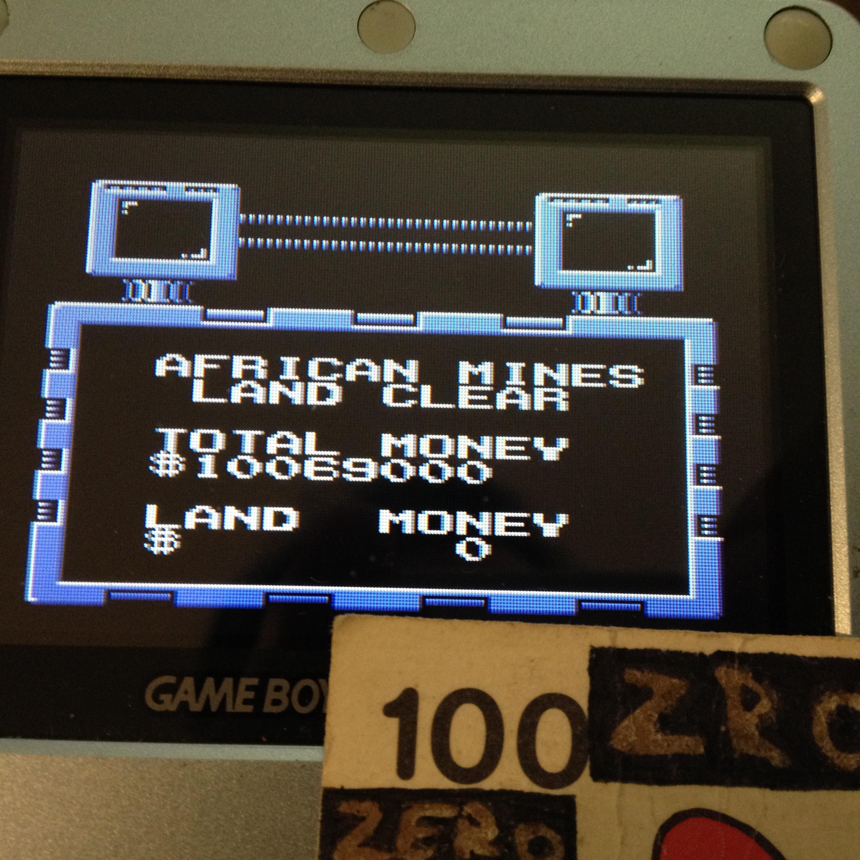 zerooskul: Duck Tales [Easy] (Game Boy) 10,069,000 points on 2019-05-19 10:43:34