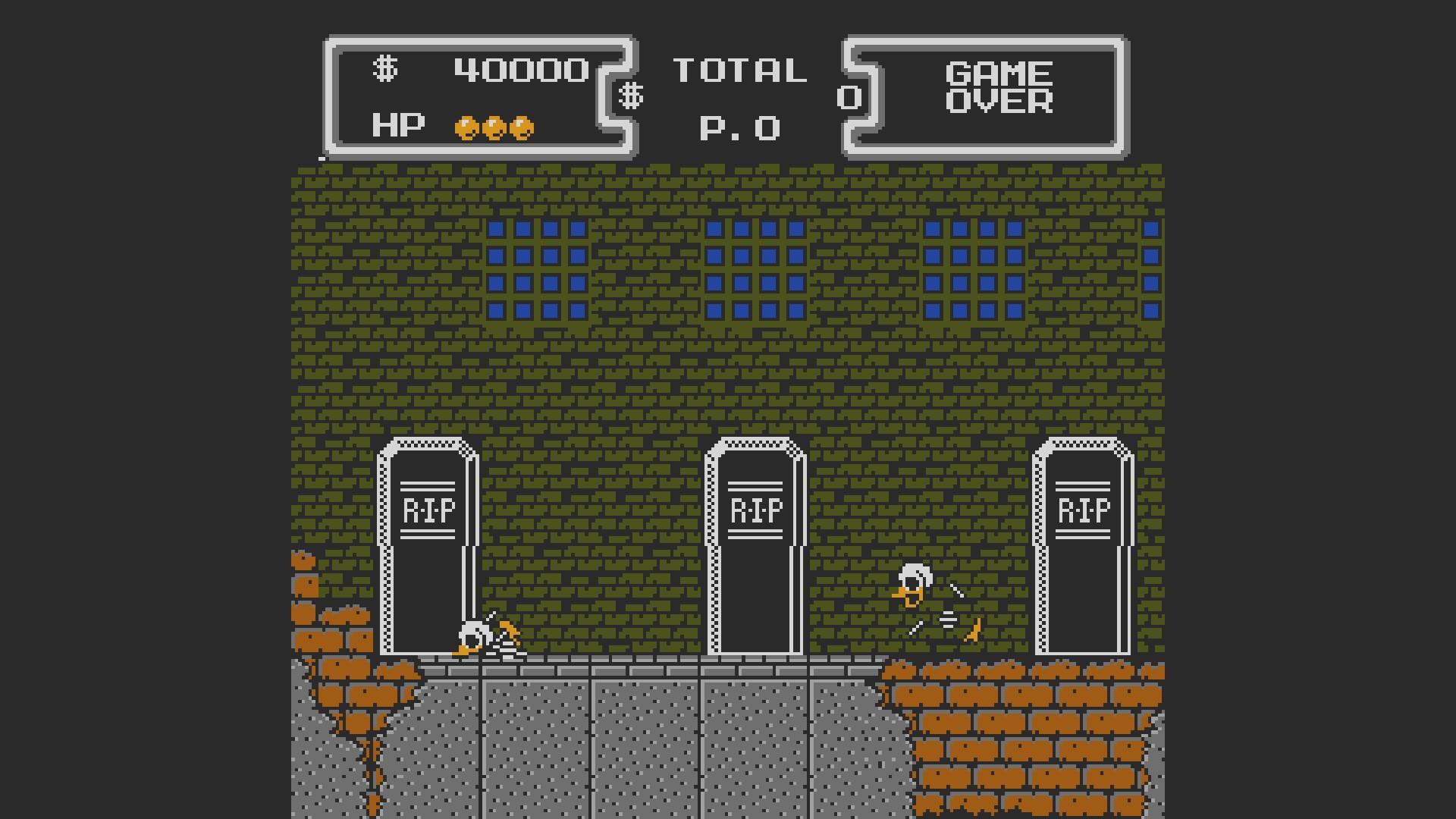 AkinNahtanoj: DuckTales: Normal (NES/Famicom Emulated) 40,000 points on 2020-10-23 13:42:38
