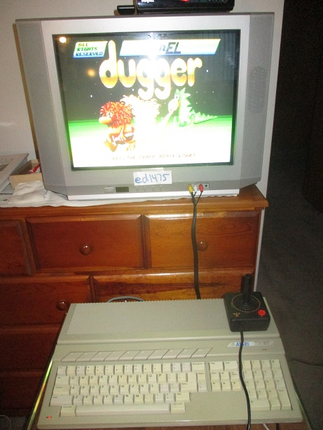 ed1475: Dugger (Atari ST) 18,414 points on 2017-10-06 17:51:40