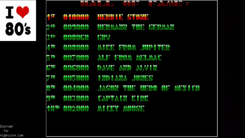 Giorvam: Dugger (Atari ST Emulated) 8,068 points on 2020-03-09 14:55:41