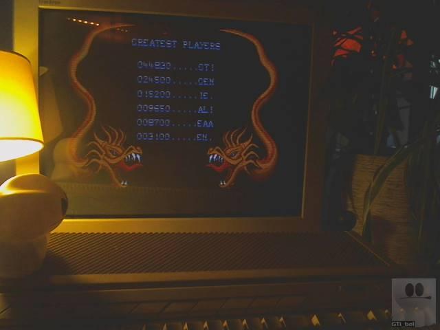 GTibel: Dynasty Wars (Atari ST) 44,830 points on 2019-12-01 01:56:09