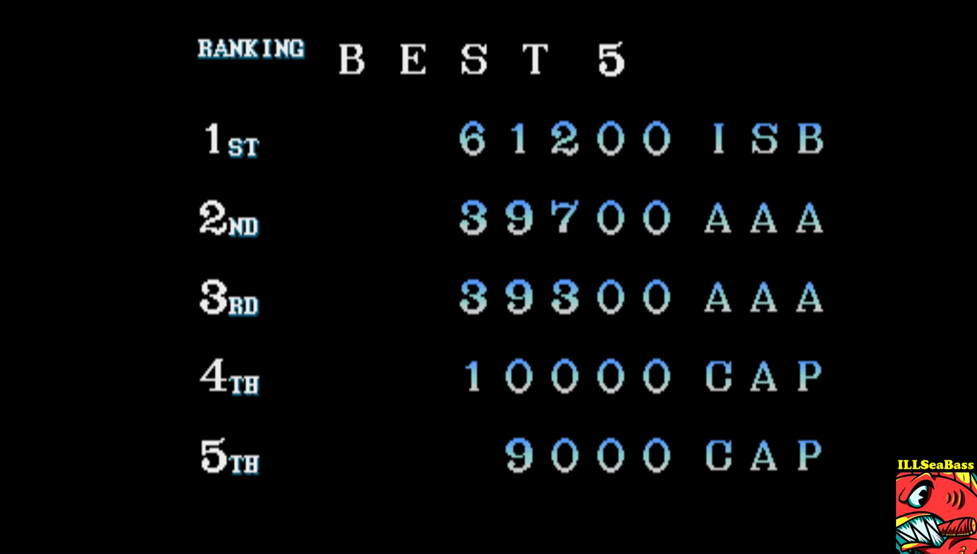 ILLSeaBass: Dynasty Wars [dynwar] (Arcade Emulated / M.A.M.E.) 61,200 points on 2017-09-04 17:41:07