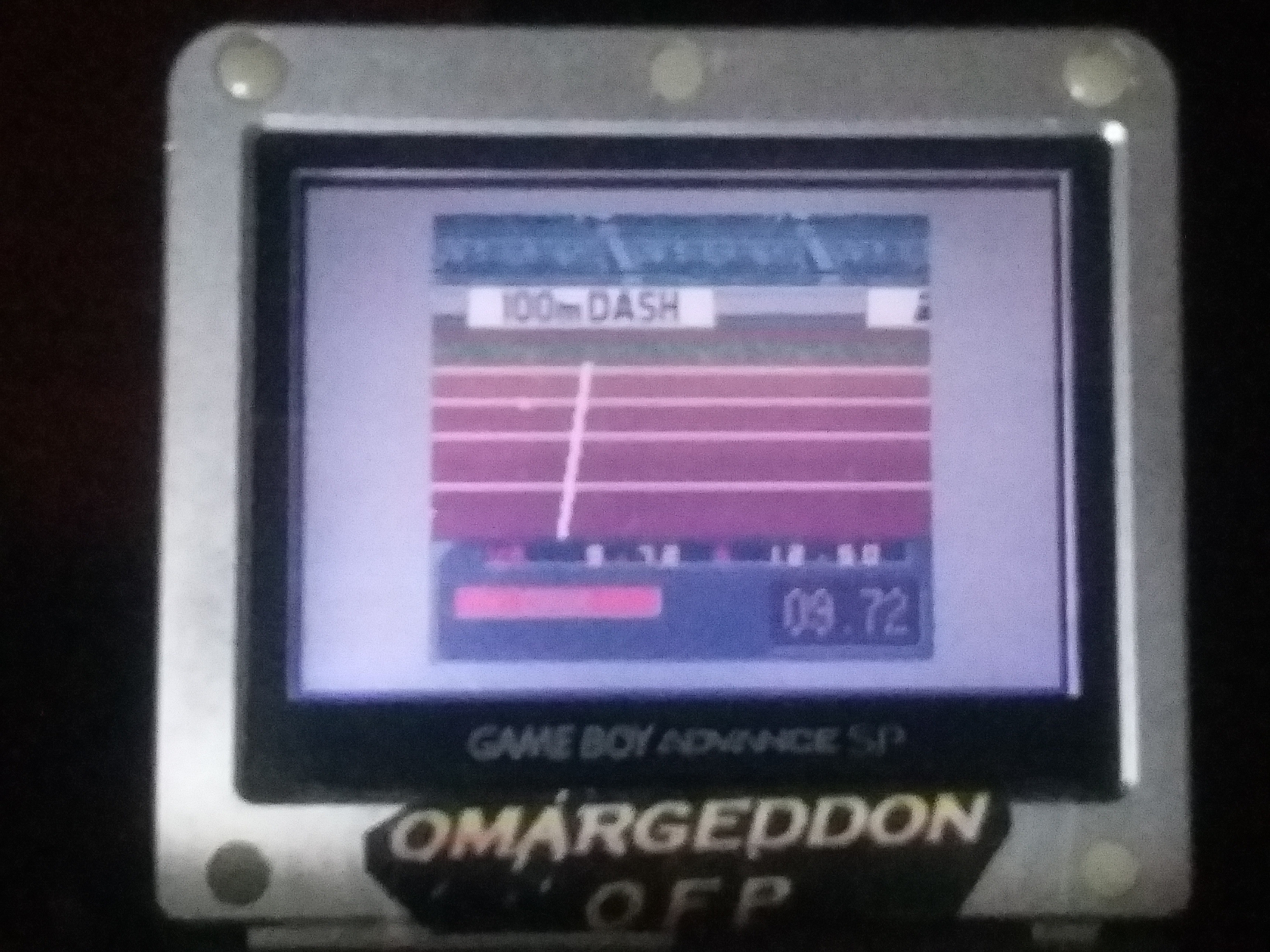 omargeddon: ESPN International Track & Field: 100m Dash (Game Boy Color) 0:00:09.72 points on 2018-01-19 19:03:54