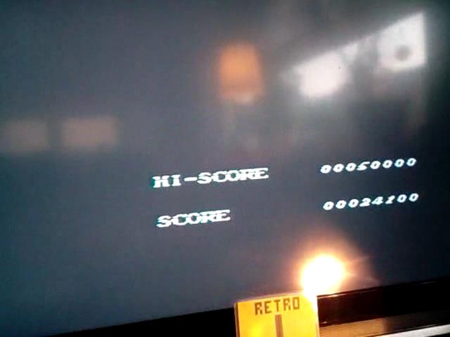 RetroRob: ESWAT (Sega Genesis / MegaDrive Emulated) 24,100 points on 2020-03-06 10:13:02