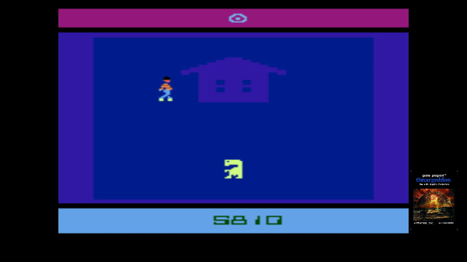 omargeddon: E.T. The Extra-Terrestrial: Game 2AB (Atari 2600 Emulated) 5,810 points on 2017-10-27 17:54:28
