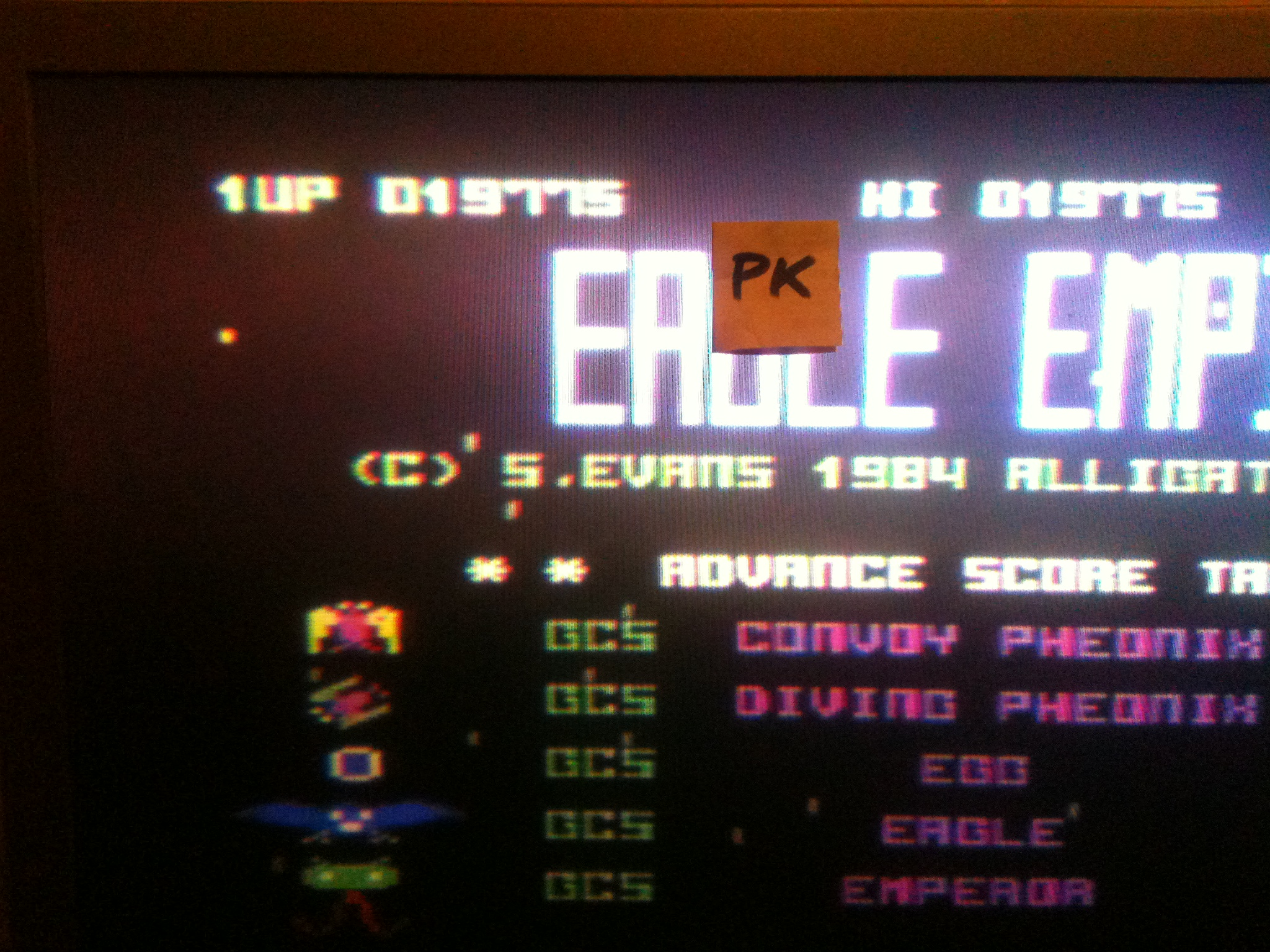 kernzy: Eagle Empire (Commodore 64) 19,775 points on 2015-12-06 11:08:59