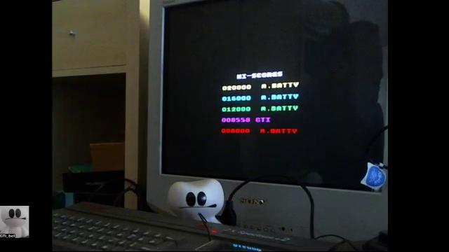 GTibel: Earth Shaker (ZX Spectrum) 8,558 points on 2017-11-23 04:34:09