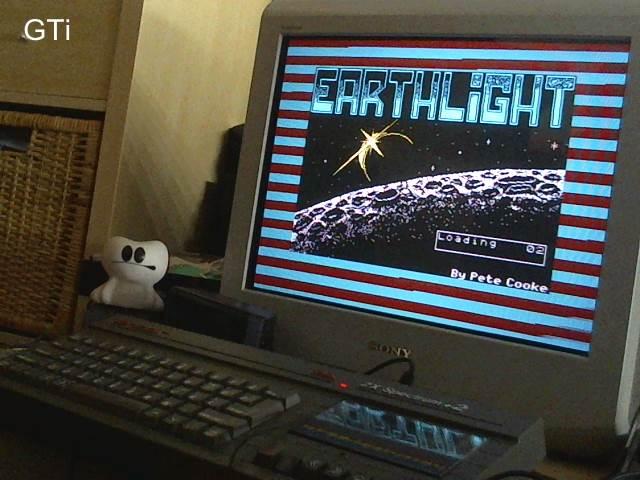 GTibel: Earthlight (ZX Spectrum) 3,920 points on 2017-06-12 09:36:53