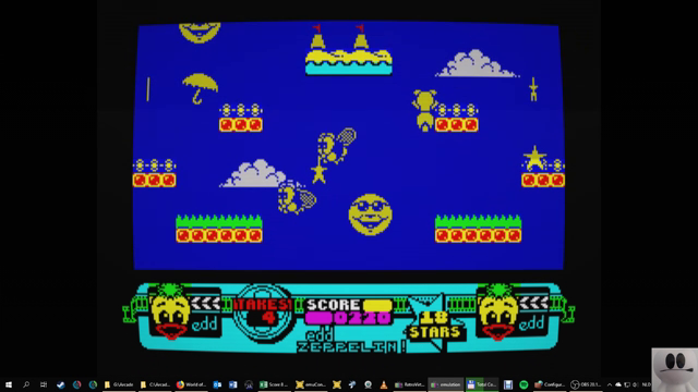 GTibel: Edd The Duck [10,000 Points Completion Bonus] (ZX Spectrum Emulated) 220 points on 2019-01-07 00:56:07