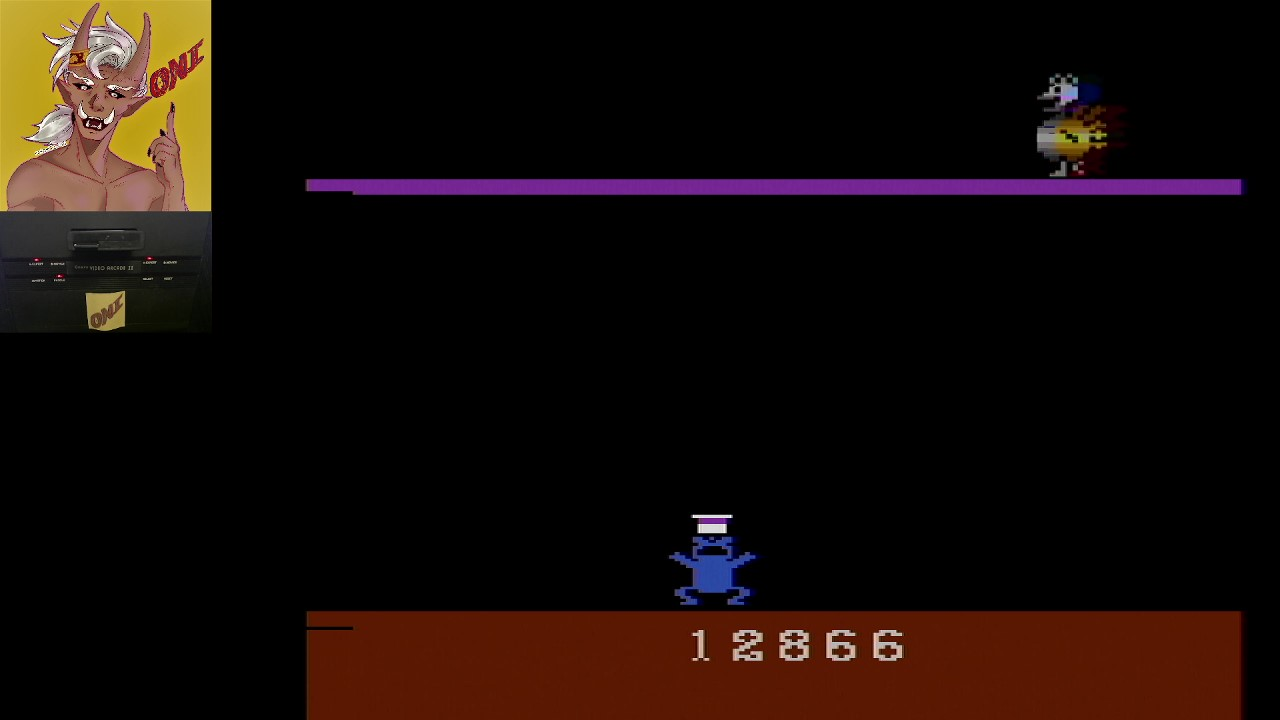 OniDensetsu: Eggomania (Atari 2600 Expert/A) 12,866 points on 2021-02-16 00:52:30