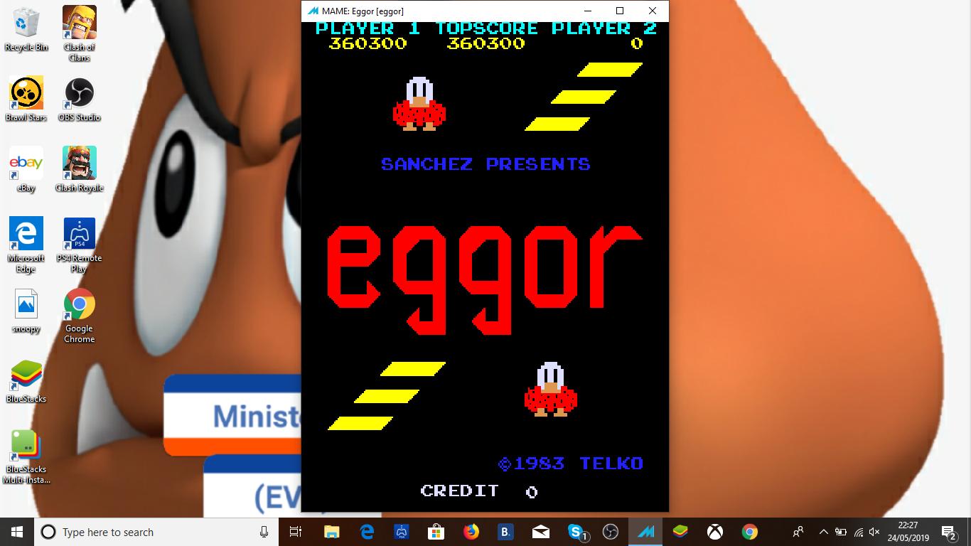 Eggor [eggor] 360,300 points