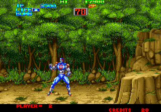 GAMES: Eight-Man (Neo Geo) 17,900 points on 2020-01-27 06:42:30