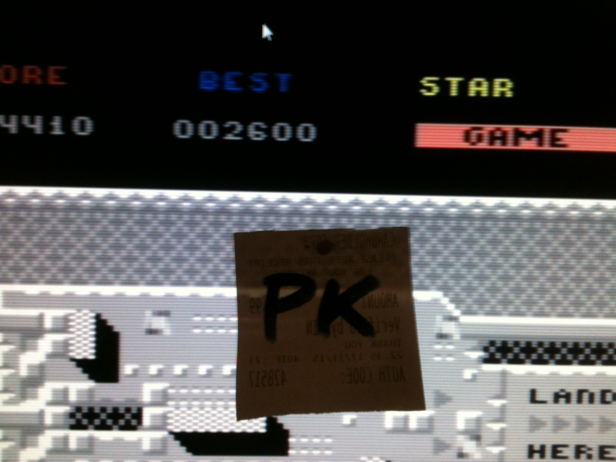 kernzy: Electra [Beginner] (Commodore 64 Emulated) 4,410 points on 2015-12-07 14:39:36