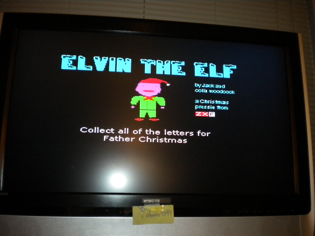Elvin the Elf 203 points