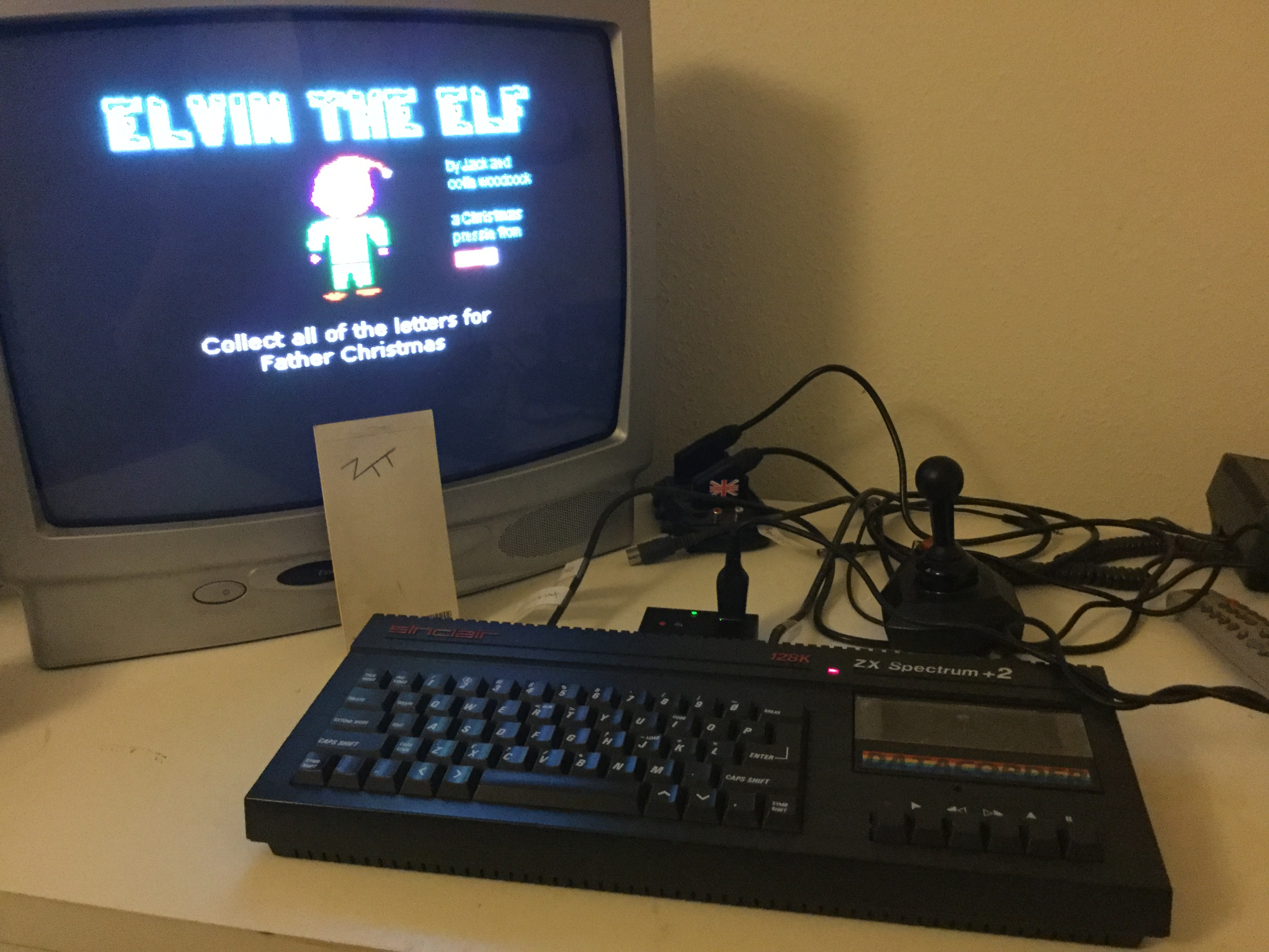 Frankie: Elvin the Elf (ZX Spectrum) 1,948 points on 2019-09-20 17:26:29