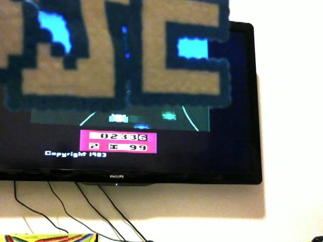 derek: Enduro (Atari 2600 Novice/B) 233 points on 2016-01-26 23:18:26