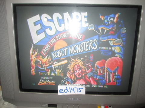 ed1475: Escape From Planet Of Robot Monsters (Atari ST) 24,750 points on 2017-09-30 17:31:02