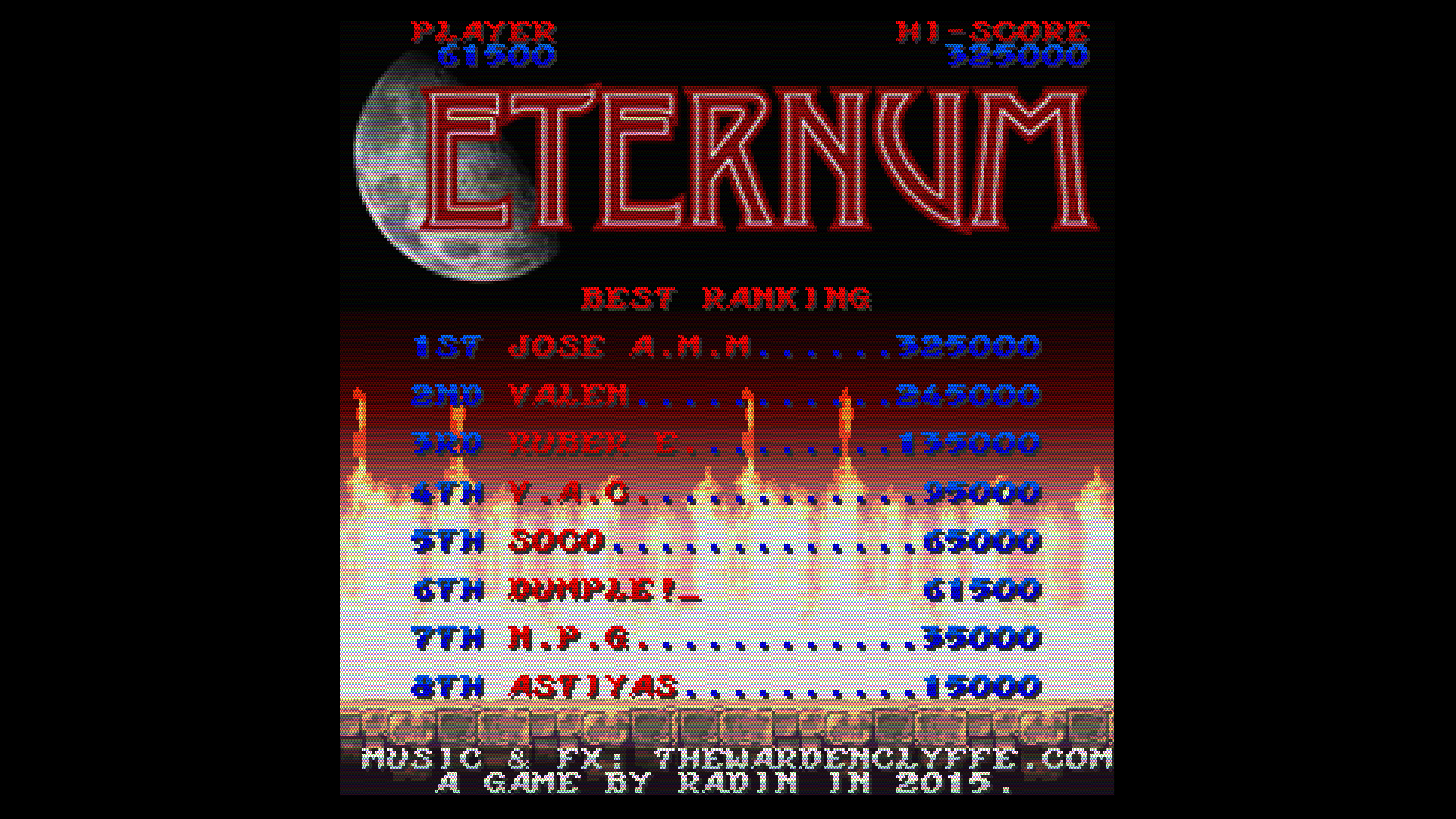 Dumple: Eternum (PC) 61,500 points on 2016-05-05 14:29:03