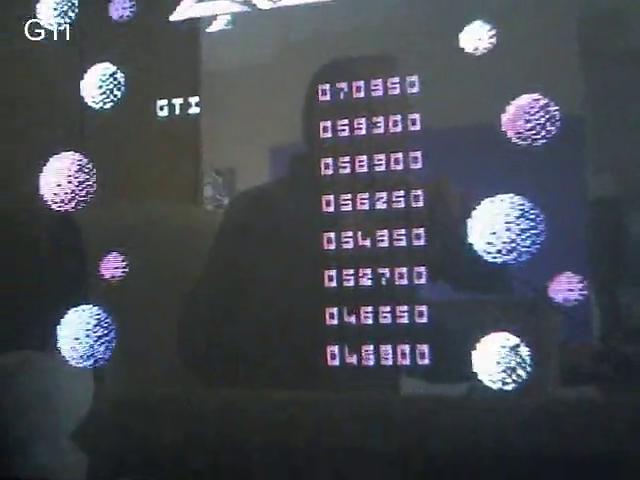 GTibel: Exolon (Commodore 64) 70,950 points on 2017-04-27 11:41:40