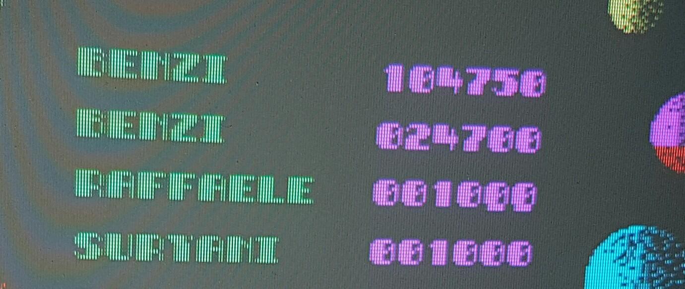 Exolon 104,750 points