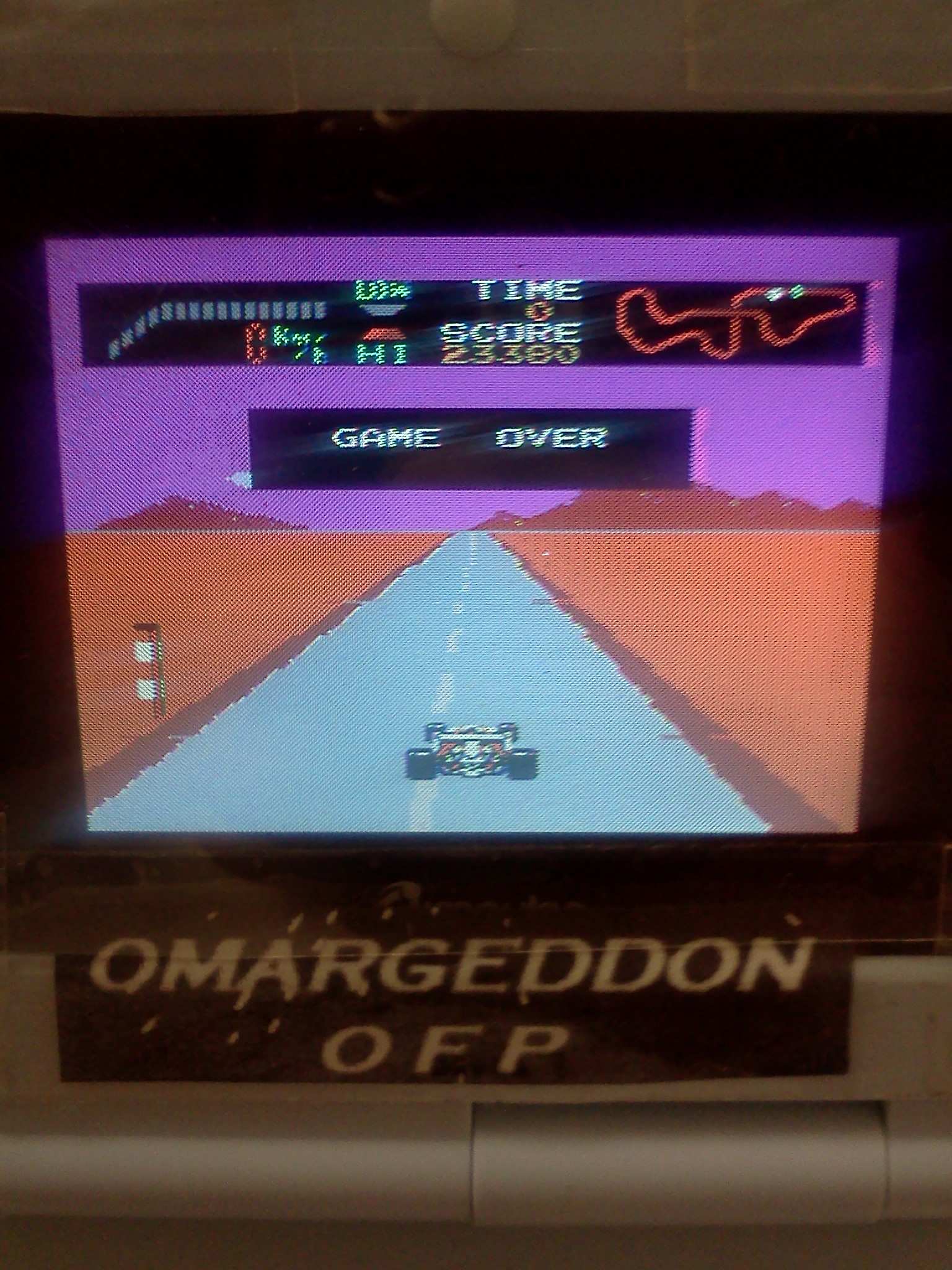 omargeddon: F-1 Race: Skill 3 (NES/Famicom Emulated) 23,380 points on 2016-08-21 22:04:56