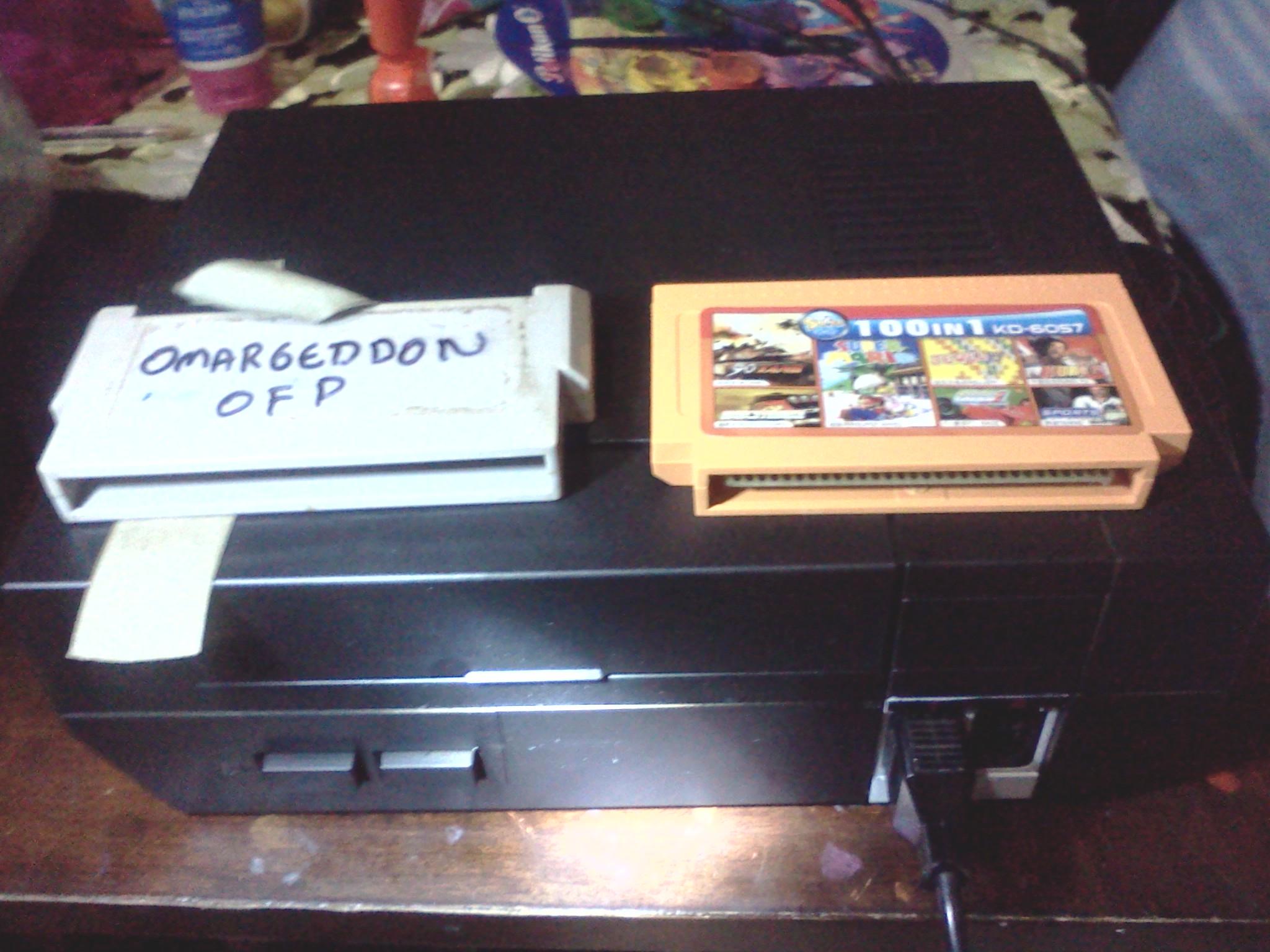 omargeddon: F-1 Race: Skill 3 (NES/Famicom) 22,870 points on 2016-08-24 01:18:23