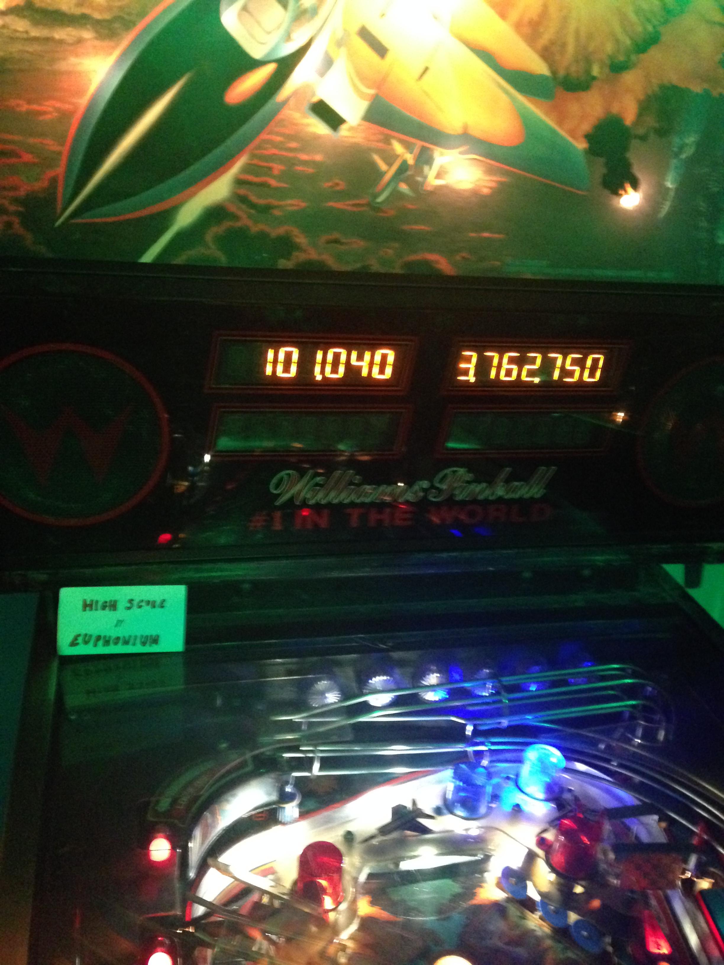 euphonium: F-14 Tomcat (Pinball: 3 Balls) 3,762,750 points on 2017-04-13 23:06:50