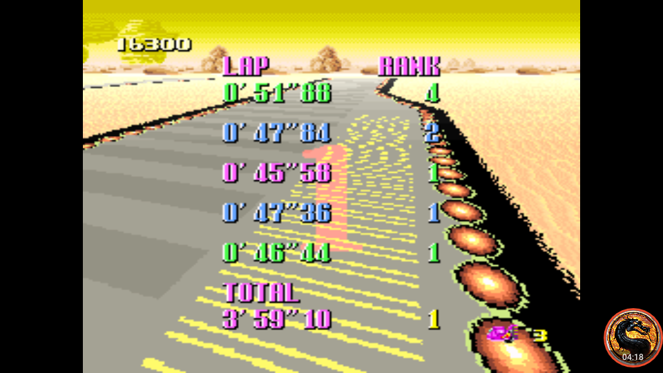 omargeddon: F-Zero: Grand Prix: Knight League [Beginner]: Sand Ocean (SNES/Super Famicom Emulated) 0:03:59.1 points on 2019-06-17 02:20:31