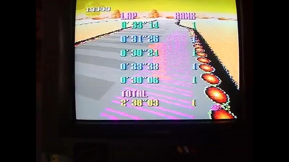 omargeddon: F-Zero: Grand Prix: Knight League [Beginner]: Sand Ocean (SNES/Super Famicom) 0:02:38.03 points on 2019-07-15 15:27:02