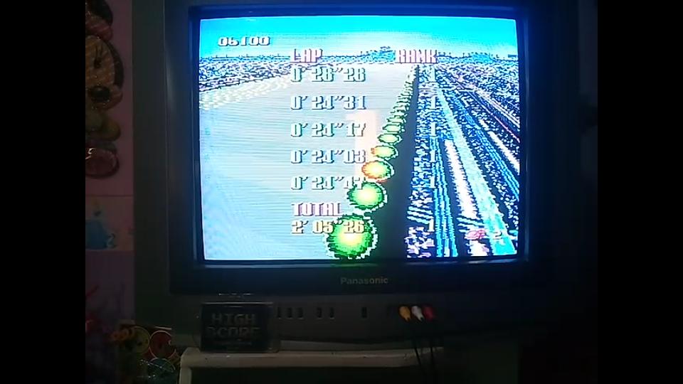 omargeddon: F-Zero: Grand Prix: Knight League [Standard]: Mute City I (SNES/Super Famicom) 0:02:05.26 points on 2019-06-25 20:22:58