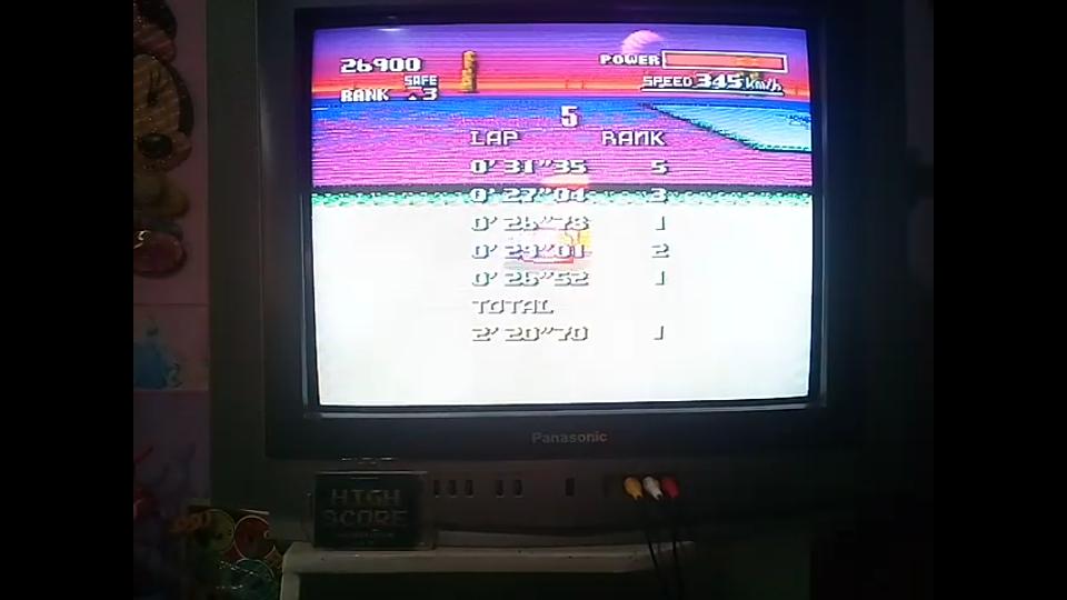 omargeddon: F-Zero: Grand Prix: Knight League [Standard]: Silence (SNES/Super Famicom) 0:02:20.7 points on 2019-06-25 20:48:20