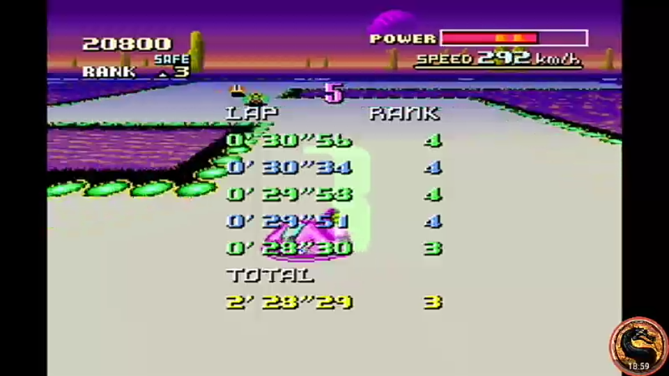 omargeddon: F-Zero: Grand Prix: Knight League [Standard]: Silence (SNES/Super Famicom Emulated) 0:02:28.29 points on 2019-06-26 13:22:56