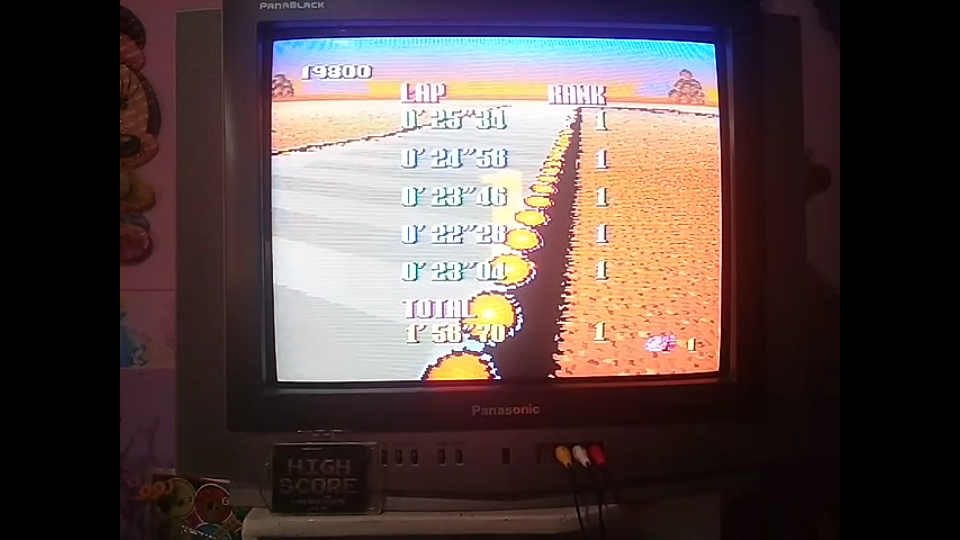 omargeddon: F-Zero: Grand Prix: Queen League [Beginner]: Red Canyon I (SNES/Super Famicom) 0:01:58.7 points on 2019-06-25 13:00:08