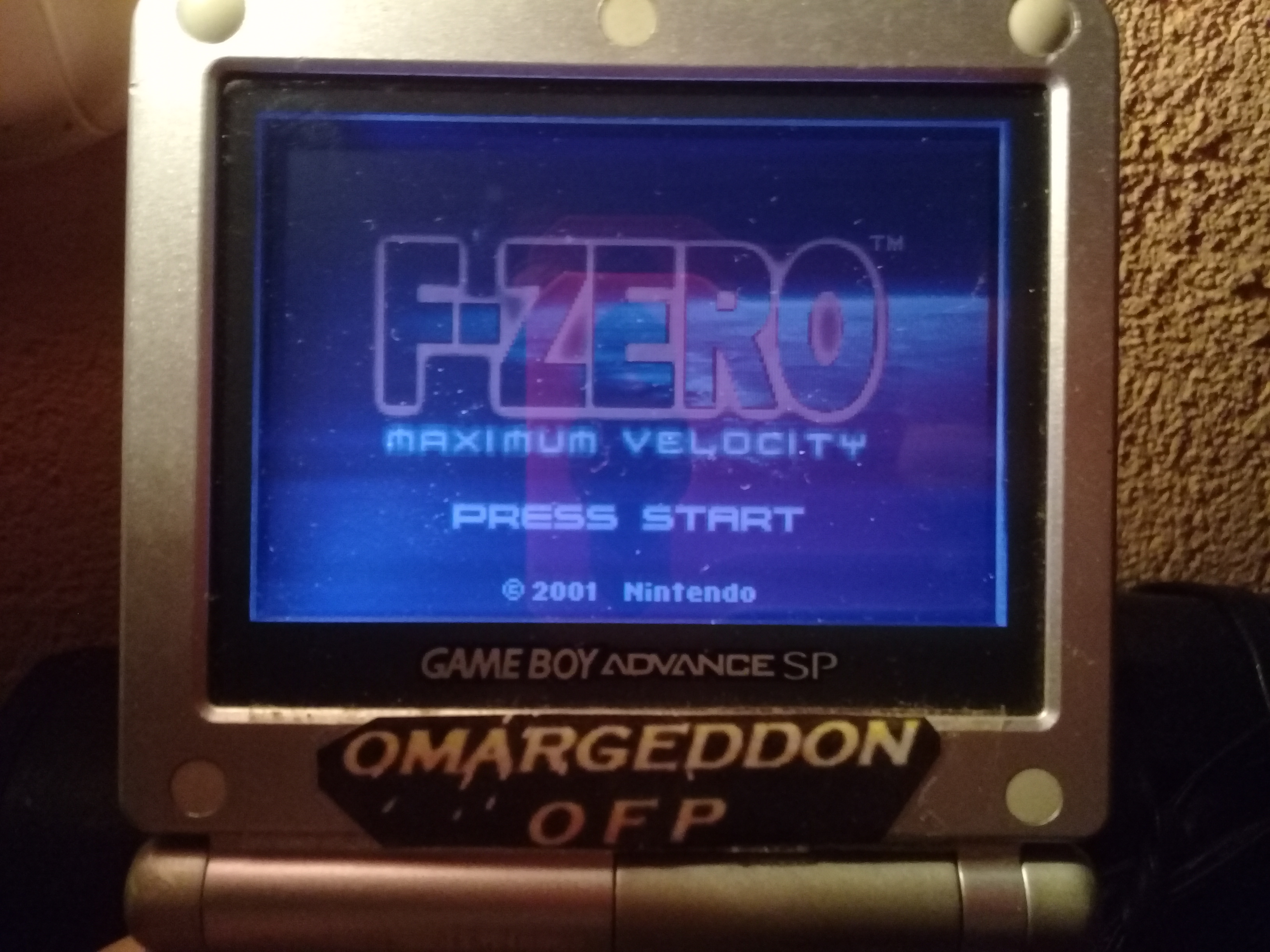 omargeddon: F-Zero: Maximum Velocity [Pawn Circuit: Bianca City] (GBA) 0:02:33.53 points on 2019-10-11 22:46:56