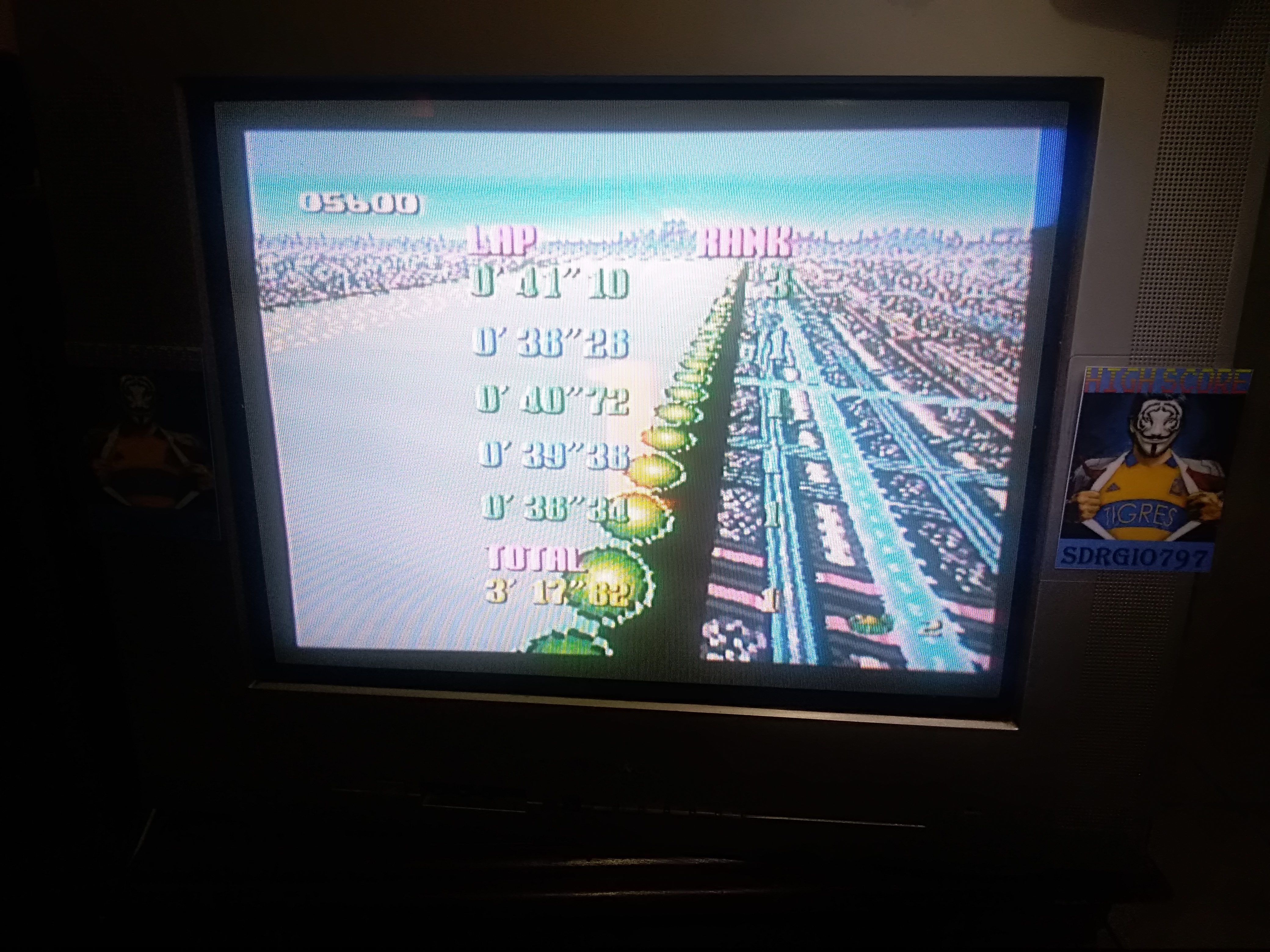 Sdrgio797: F-Zero (SNES/Super Famicom Emulated) 5,600 points on 2020-07-29 11:21:54