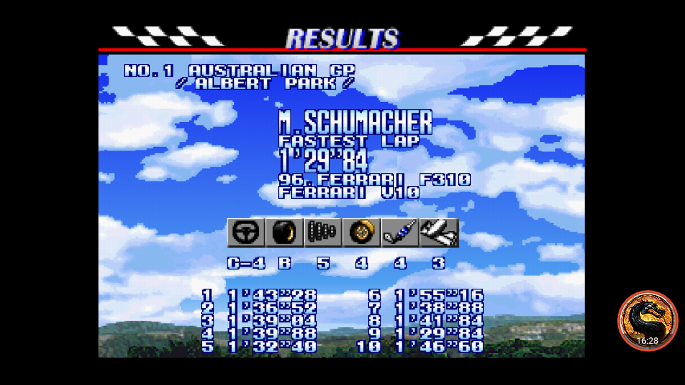 omargeddon: F1 Pole Position 64: Course #1: Australia / Albert Park [Time Trial: Best Lap] (N64 Emulated) 0:01:29.84 points on 2019-05-17 23:23:33