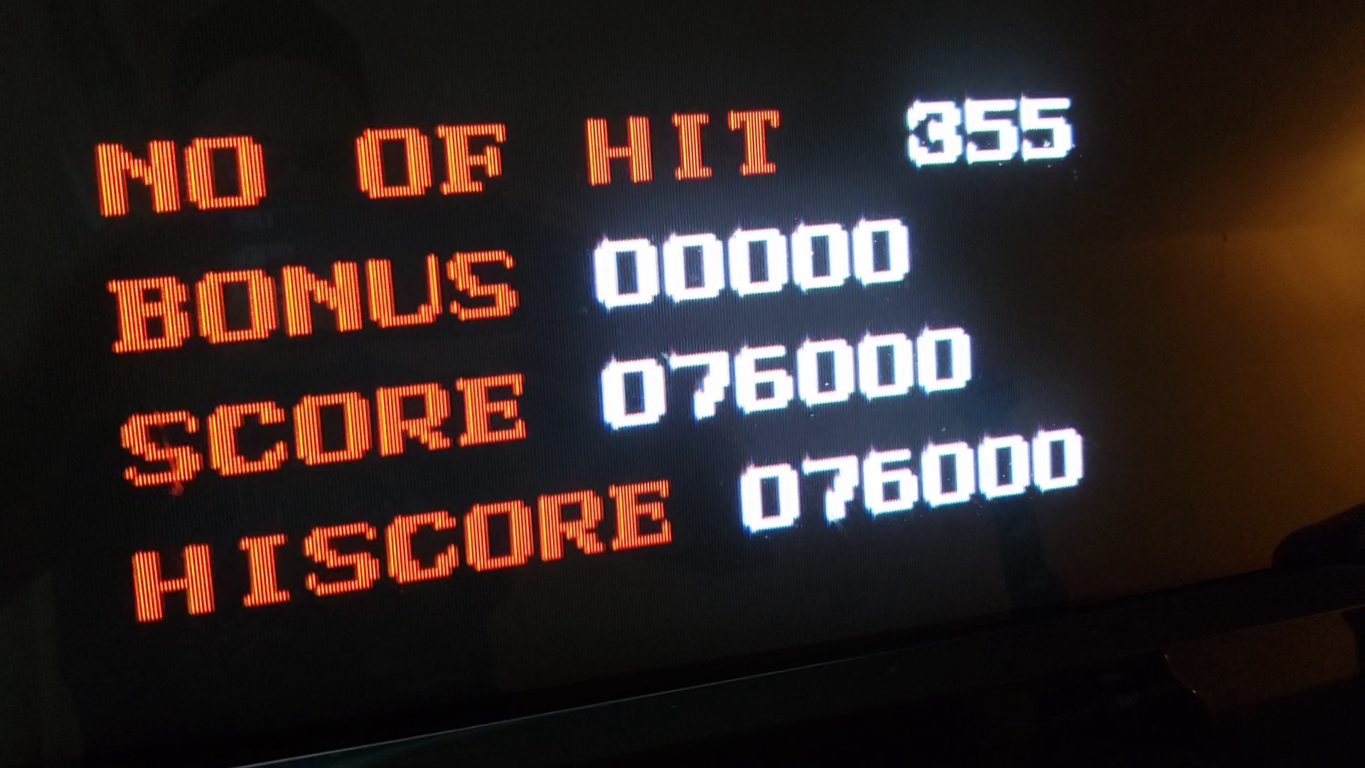 JES: F15 City War (NES/Famicom Emulated) 76,000 points on 2020-07-24 22:43:51