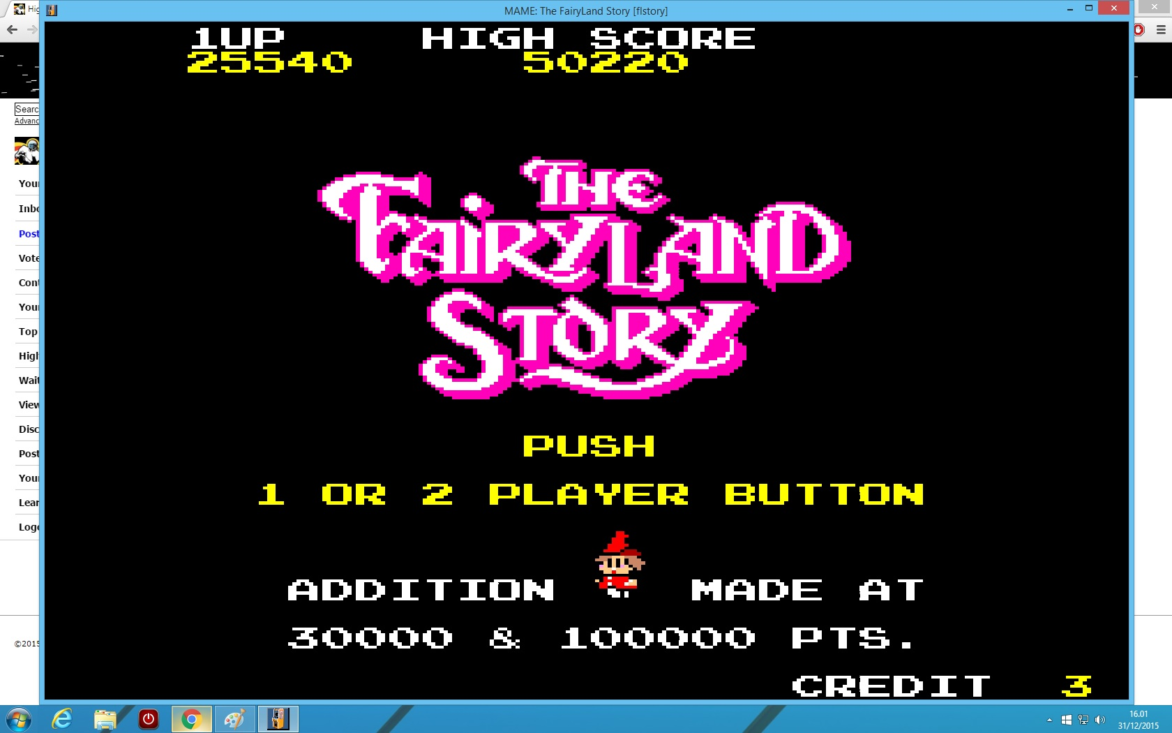 Fairyland Story [flstory] 25,540 points