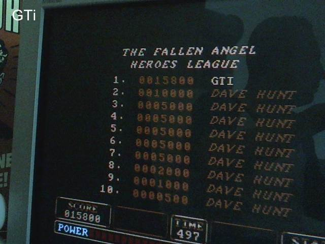 GTibel: Fallen Angel (Atari ST) 15,800 points on 2017-07-27 03:15:04