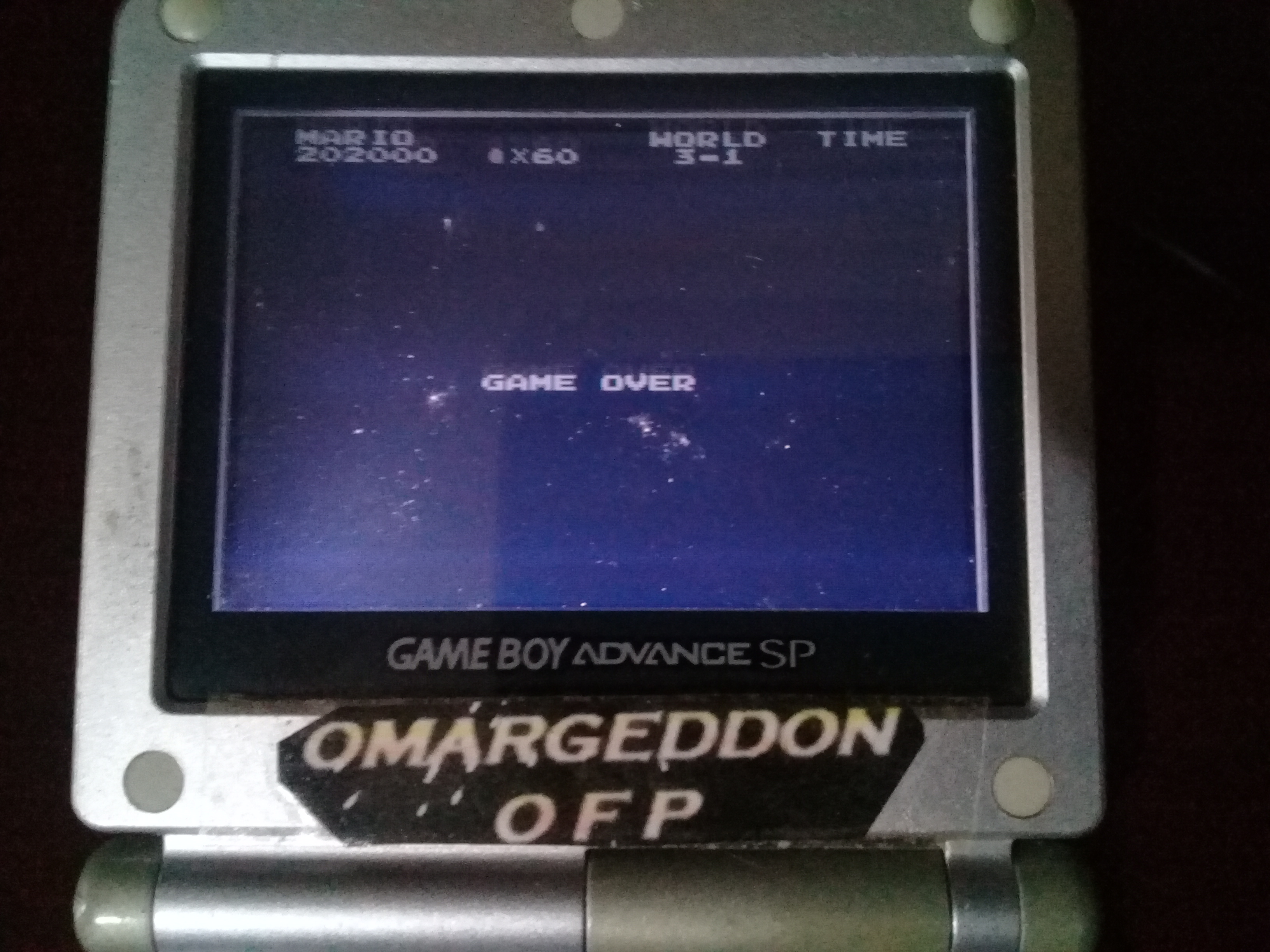 omargeddon: Famicom Mini: Vol. 1: Super Mario Bros. (GBA) 202,000 points on 2020-06-02 17:12:59