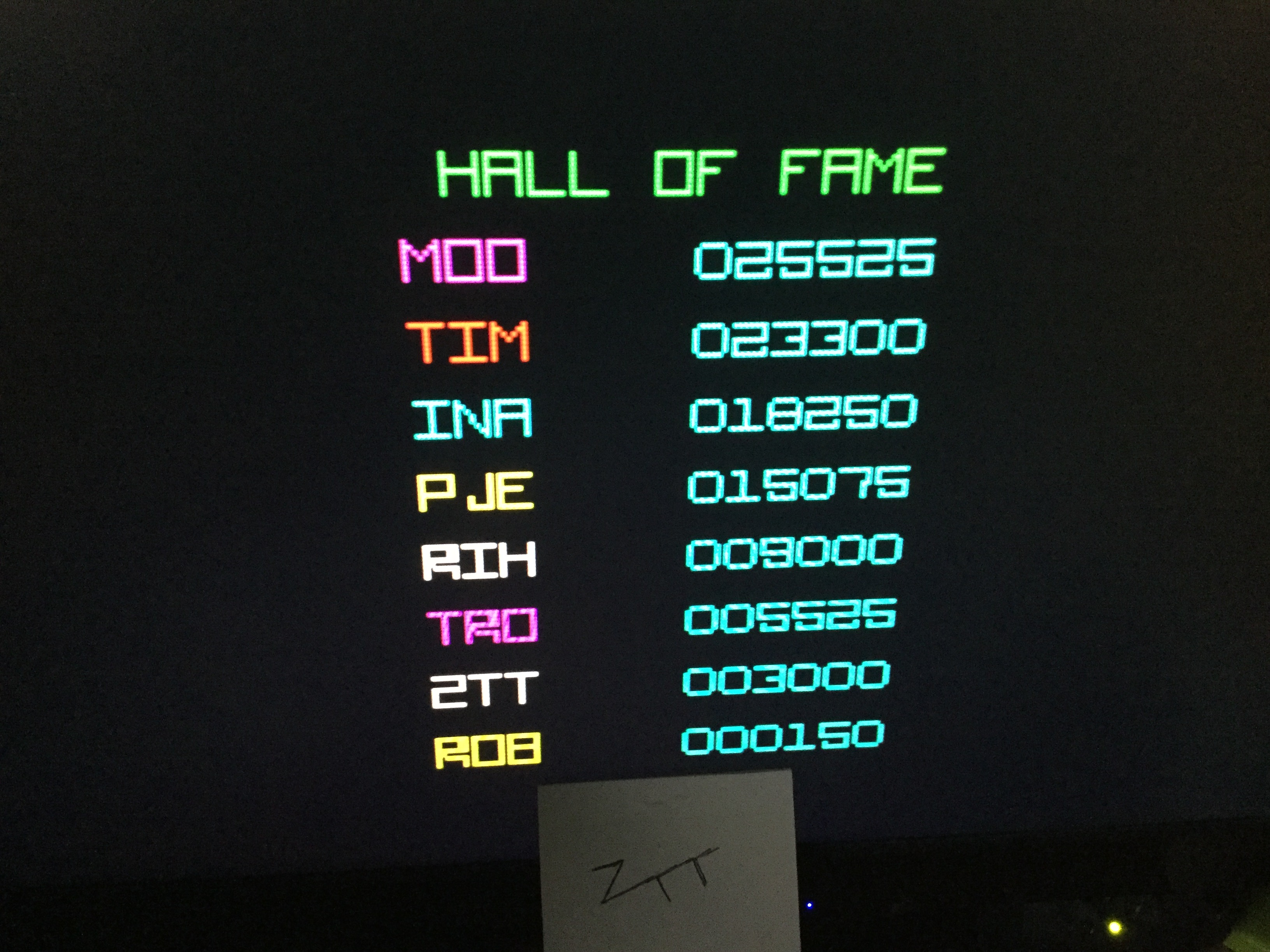 Frankie: Fantastic Voyage [20,000 Points Completion Bonus] (ZX Spectrum Emulated) 3,000 points on 2019-02-04 08:44:24
